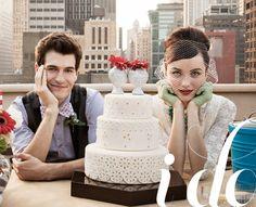 Macy's Wedding Registry » WedLoft, rooftop wedding