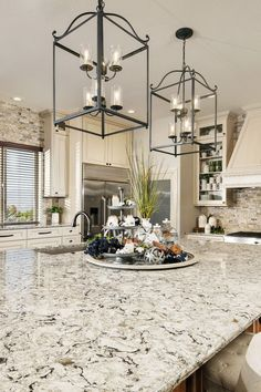 Cambria Countertops, How To Install Countertops, Kitchen Countertops, Cambria Quartz, Kitchen Island, Kitchen Cabinets, Kitchen Room Design, Kitchen Ideas, Kitchen Decor