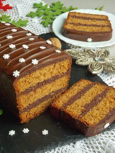 Polish Desserts, Tiramisu, Banana Bread, French Toast, Cooking, Breakfast, Cake, Ethnic Recipes, Gingerbread Recipes