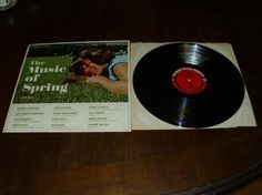 The Music of Spring Created Exclusively For Scotts Dealers vinyl lp