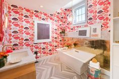 We've got even more colorful and creative kids' room ideas on this week's Photo Friday >> http://blog.hgtv.com/design/2015/06/26/photo-friday-more-colorful-kids-spaces/?soc=pinterest