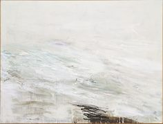Cy Twombly: Hero and Leandro pt 2