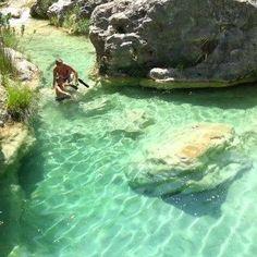 Piscinas naturales en Valencia para darse un baño en plena naturaleza