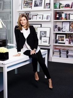 Note to self: Natalie Massenet's eight tips on navigating your career and being an entrepreneur
