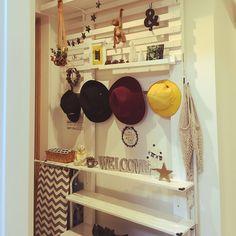 ディアウォール/ディアウォール棚/ディアウォール DIY/靴棚/靴棚DIY…などのインテリア実例 - 2016-12-18 23:46:11 | RoomClip(ルームクリップ)