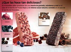 Barritas Saciantes Natural Balance Wellness by Oriflame