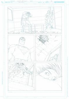 all star superman #4 p13