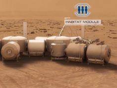 "NASA's Mars Outpost Isn't a Permanent Colony — Just a Temporary ""Habitation Zone"""