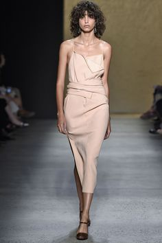 Narciso Rodriguez Spring 2016 Look 28