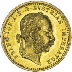 Franz Joseph I. 1848 - 1916, Dukat 1914 Gold