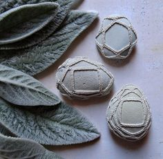 Miniature Art, Crochet Lace Stone, Handmade, Folk Art, Original, Table Decoration, Tiny, Indonesian River Rock