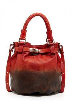 Old Trend Aconitum Handbag