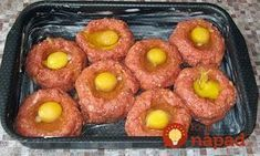 Archívy Hlavné jedlá - Page 4 of 120 - To je nápad! Hamburger And Sausage Recipe, Sausage Recipes, Good Food, Yummy Food, Tasty, Helathy Food, Ground Meat Recipes, Salty Foods, Russian Recipes