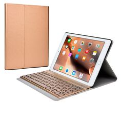 Ipad Discover Cooper Aurora Folio LED 7 Color Keyboard Case for Apple iPad Shop online for Cooper Aurora Folio ultra-slim case with wireless magnetic keyboard for iPad 6 / 5 iPad Pro iPad Pro and iPad Air & Pro Leica, Samsung, Aurora Led, Microsoft, Xbox, Ipad Hacks, Dji, Iphone 5se, Apple Watch Iphone