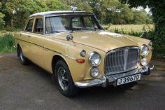 Rover P5 (1969)