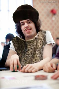 """Five-Star Tweets with Erik Seidel: Our own take on his """"spotting"""" of poker player Dominik Nitsche working his day job in second hand clothing store in Paris. Read more: http://www.pokernews.com/muck/five-star-tweets-erik-seidel.htm #poker #facebook http://www.cartelpoker.com/freechips/"""