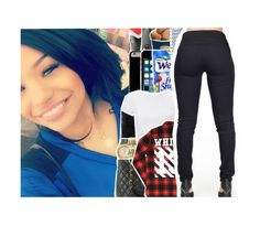 """""""✖️ I don't care about nobody , but you . Boy you so special , ion mind being disrespectful ❌"""" by dopest-anons-clxxx ❤ liked on Polyvore featuring Retrò, Aerie, Goody and Lipsy"""