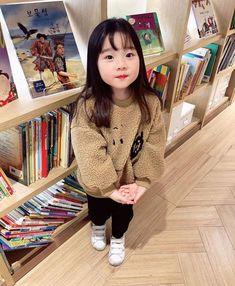 Cute Asian Babies, Korean Babies, Asian Kids, Cute Korean Girl, Cute Babies, Baby Kids, Little Fashion, Kids Fashion, Baby Boy Outfits