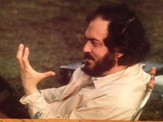 Stanley Kubrick, in a photograph released by his grandson.