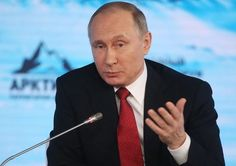 Putin: Difference between US and Russia - 'We don't do stupid things'