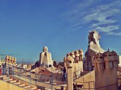 Barcellona: A spasso con Gaudì #giruland #diariodiviaggio #community #raccontare #scoprire #condividere #travel #blog #food #trip #social #network #panorama #fotografia #barcellona #spagna #gaudi