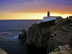 Cabo San Vicente, Portugal.  Visit during my study abroad trip!  Absolutely beautiful!