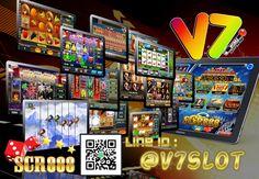 SCRสล็อตออนไลน์ และSCR888ยิงปลาประเทศไทย  สายตรง จากSCR888 ที่มีผู้เล่นเยอะที่สุด  ในประเทศไทย  มีเกมส์มากกว่า 100 เกมส์  สมัครวันนี้รับรางวัลมากมาย  v7ออนไลน์บริการ 24 ชม  SCR888สมัครเลย LINE ID : @V7slot