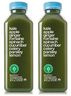 blueprint kale apple