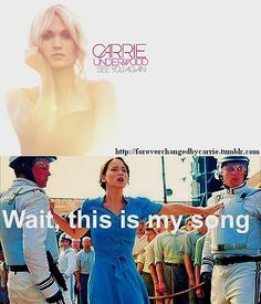 Carrie Underwood- See You Again meets The Hunger Games!