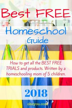 The most effective method to Get All The Best Free Trials And Products, Recommended By A Homeschooling Mom Of Five Children. Your Kids And You Will Love These Educational Ideas. Enrichment Activities, Infant Activities, Best Educational Apps, How To Start Homeschooling, Gifted Education, Home Schooling, Homeschool Curriculum, Along The Way, Elementary Schools