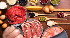 Dünyaca Ünlü Paleo Diyeti (Taş Devri Diyeti) Nedir ve Nasıl Yapılır? | Sağlıklı Yaşam Önerileri - Diyetliyiz.com Healthy Breakfast On The Go, Healthy Breakfast Recipes, Healthy Dinner Recipes, Best High Protein Foods, High Protein Recipes, Healthy Food Habits, Weight Gain Meals, Chicken And Shrimp Recipes, Eating Eggs