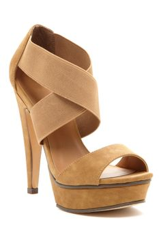 Michael Antonio: Tamms Crisscross Sandal : Other colors & patterns...these will go with everything!