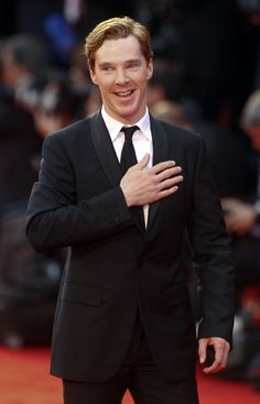 #BenedictCumberbatch ❤