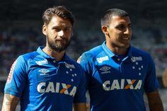 Rafael Sobis e Ábila Wanchope,  Cruzeiro 2016