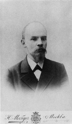 Vladimir Ulyanov (Lenin).