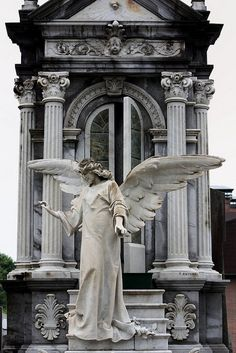 Cementerio de Polloe, San Sebastián (Spain).