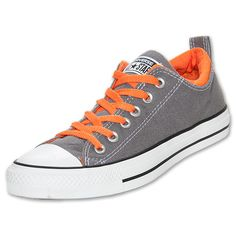 2d74c3906a9c Finish Line · Orange ConverseMen s ...