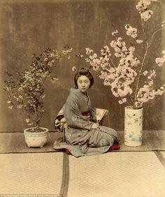 Snapshot: The collection of images gives a rare glimpse of life during the Edo period in Japan