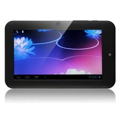 LY-F2S Tablet PC 7 Inch Android 4.0 New 1.2GHz CPU 4GB 2160P HDMI