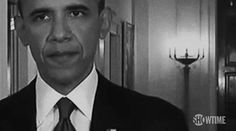 The President is shown giving a speech addressing the threat posed by the fictional terrorists