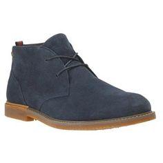 Timberland - Chaussures EK Brook Park Chukka Homme - Bleu