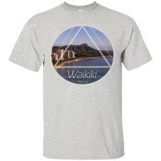 Waikiki Custom Ultra Cotton T-Shirt