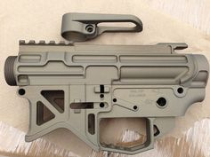 Battle Arms Development OIP Lightweight Rifle Components