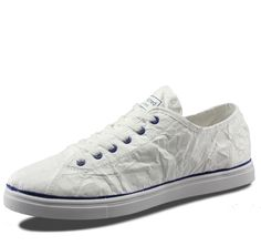 Next Day Low White on Ethical Ocean ($65.00)