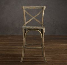 Counter stools stools and restoration hardware on pinterest - Madeleine bar stool ...