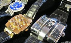 There is no doubt that in 100 years from now, the historians of watchmaking will consider the Harry Winston Opus series, as the most emblematic watch. Harry Winston, Stylish Watches, Bangles, Bracelets, Hong Kong, News, Unique, Blog, Collection