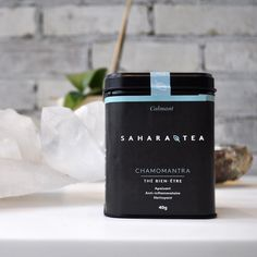 Monday evenings call for our calming Chamomantra after a rewarding class at @889yoga. You can pick up a tin of this delicious wellness tea on your way out!  #saharatea #wellness #calming #tea #889yoga #yoga #toronto #relaxation