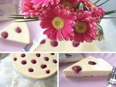 Skyr Himbeerkuchen Null Points Torte, Weight Watchers - Pretty You Law Carb, Raspberry Cake, Weight Watchers Desserts, Fat Foods, Low Carb Desserts, Kefir, Pretty Cakes, Food And Drink, Baking