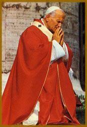 Meditación de las Letanías del Sagrado Corazón Paul 2, Pope John Paul Ii, Pape Jeans, Papa Juan Pablo Ii, Papa Francisco, Catholic Saints, Madonna, Couple Photos, People