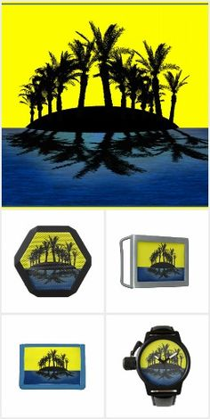 #Tropical #Island #Paradise collection from Wide Boy Gear